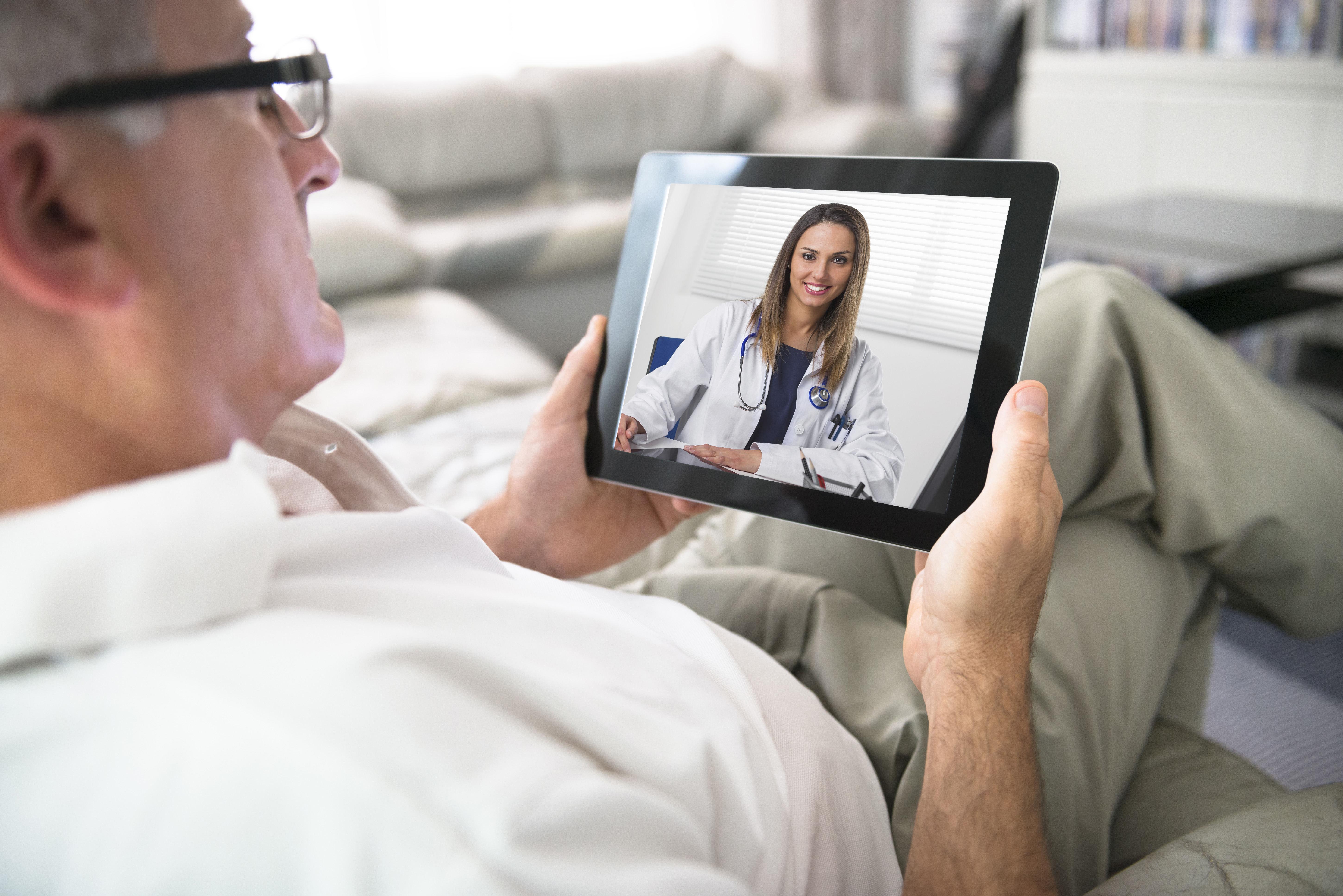 Telehealth and Serious Illness Banner
